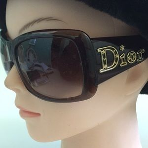 Oversized Dior Sunglasses